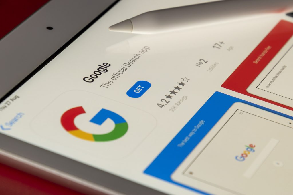 google mobile app local